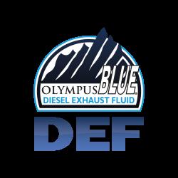 Olympus Blue DEF Fluid