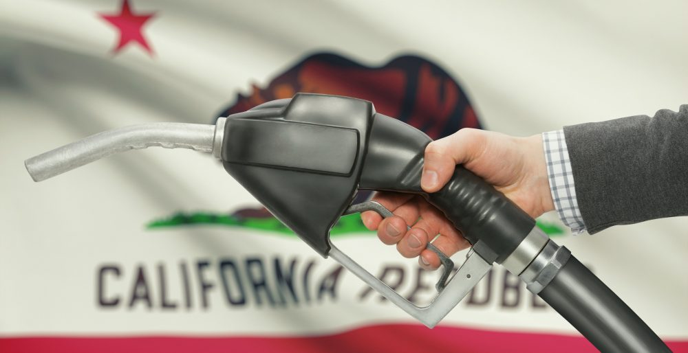 California Fuel Tax