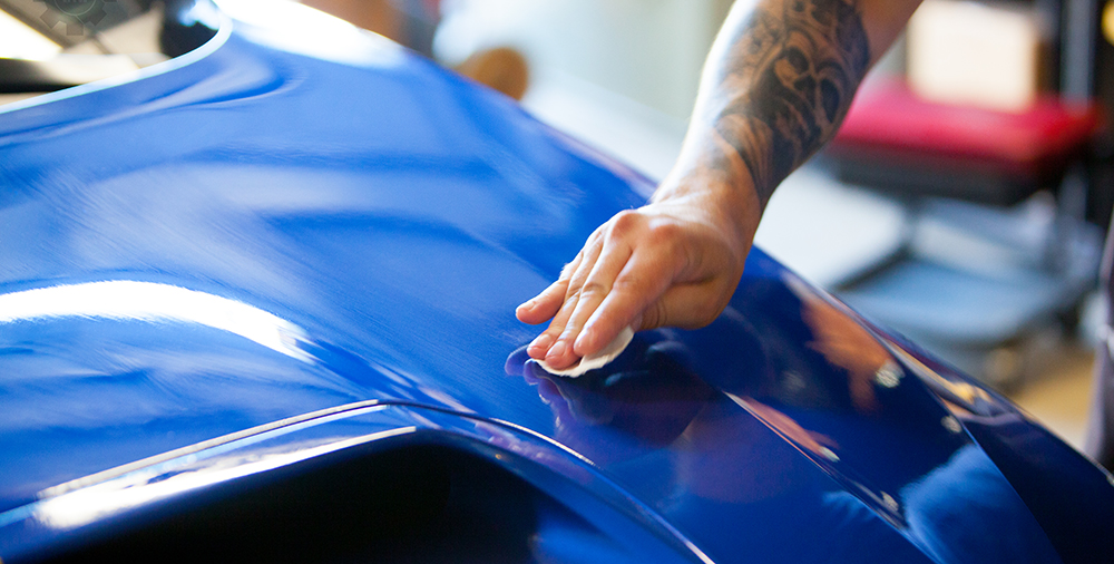 Ceramic Paint Correction | Photo: Patrick Meves Photography