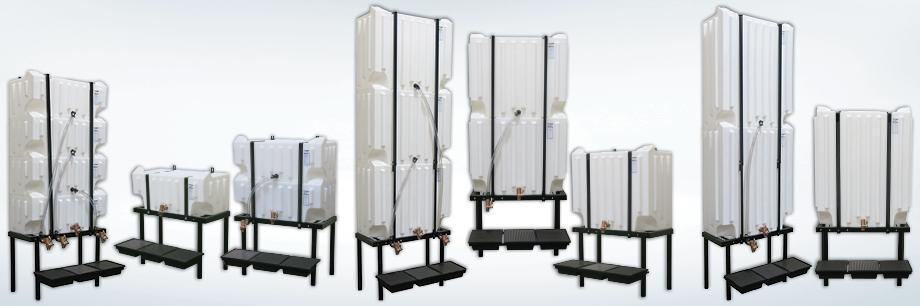 Fluid Storage
