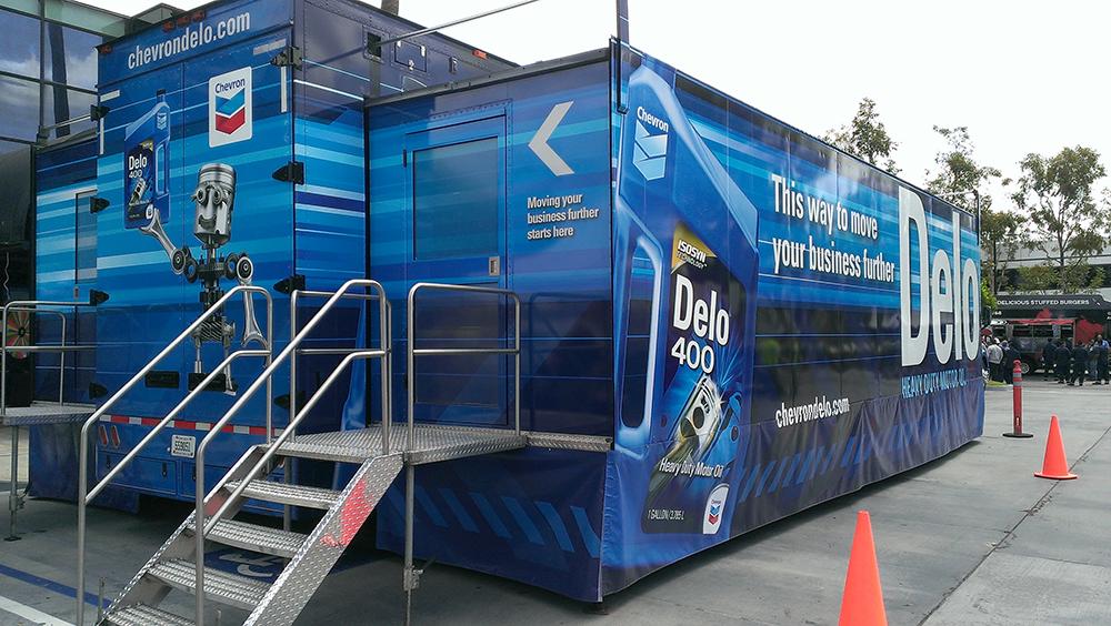 Delo Truck Event