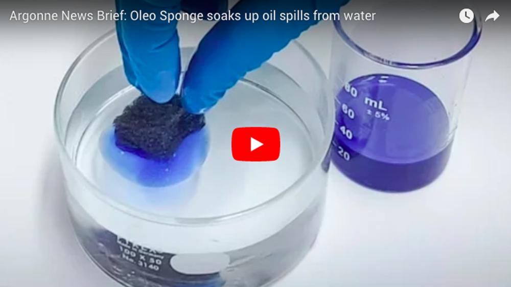 Oleo Sponge