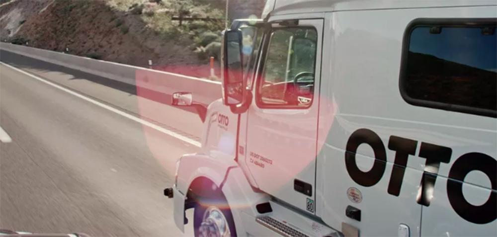 Uber Self-Driving Trucks